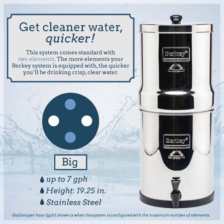 big berkey water system